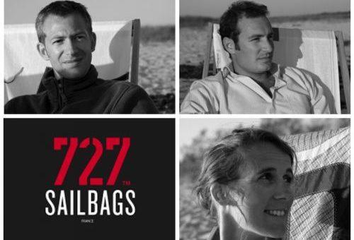 De grandes ambitions à l'horizon pour 727 Sailbags